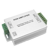 Ενισχυτής RGB Amplifier 12VDC 12A